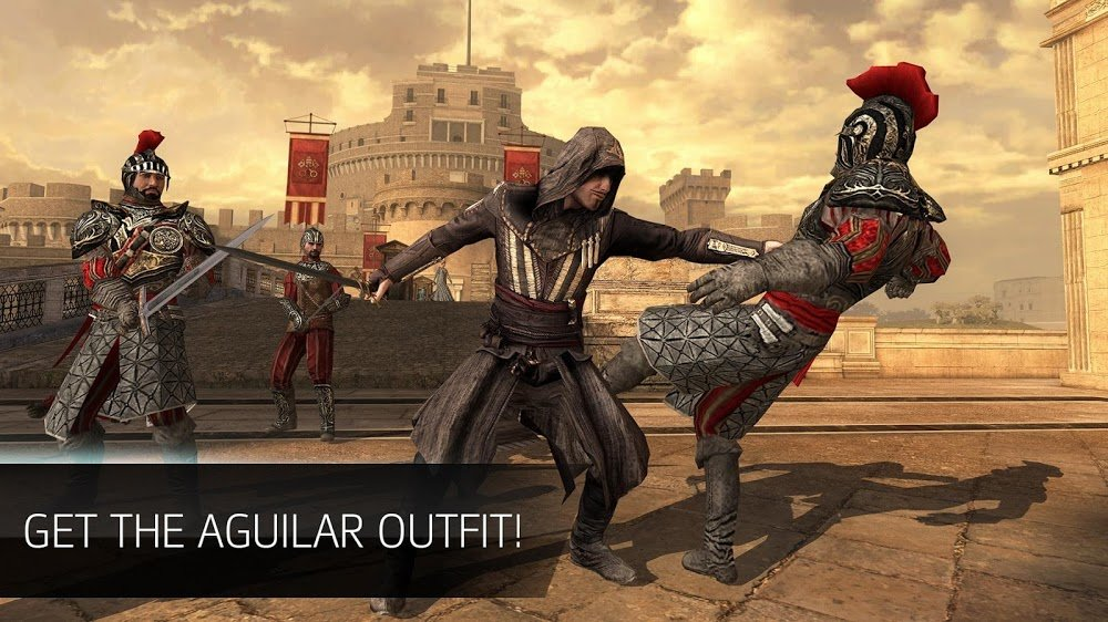 Assassin's Creed Identity (MOD, Guards Never Attack)