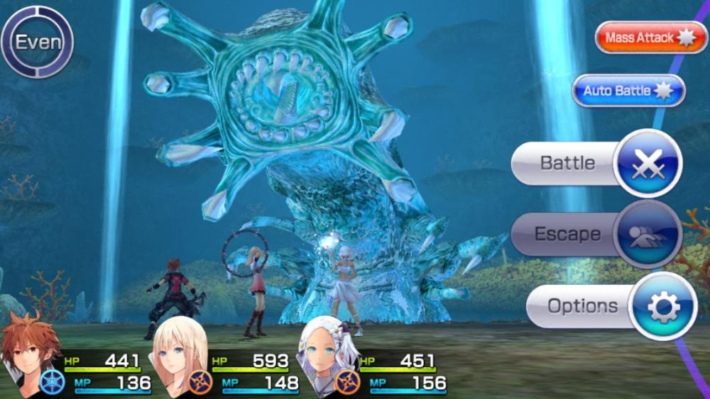 Chaos Rings III (MOD, Unlimited All)