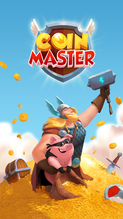 Coin Master (MOD, Unlimited Coins/Spins)