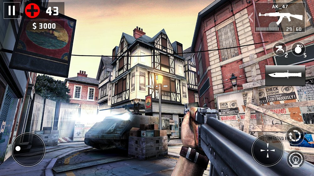 DEAD TRIGGER 2 – Zombie Game FPS shooter