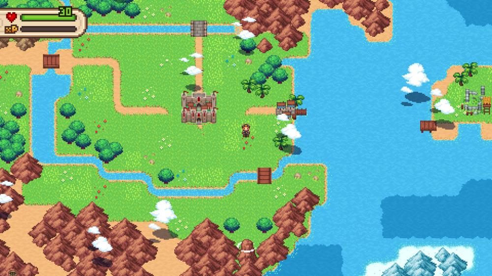 Evoland 2 (MOD, Full/Patched)