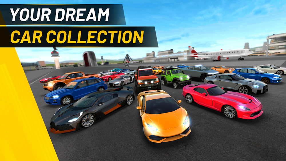Extreme Car Driving Simulator (MOD, Unlimited Money)