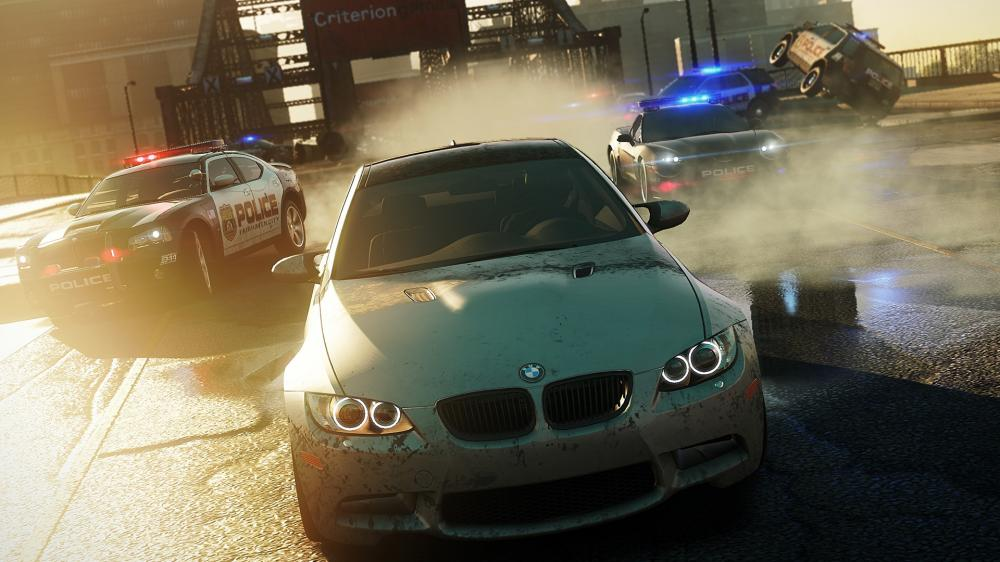 Need for Speed: Most Wanted (MOD, Vehicles/Coins)