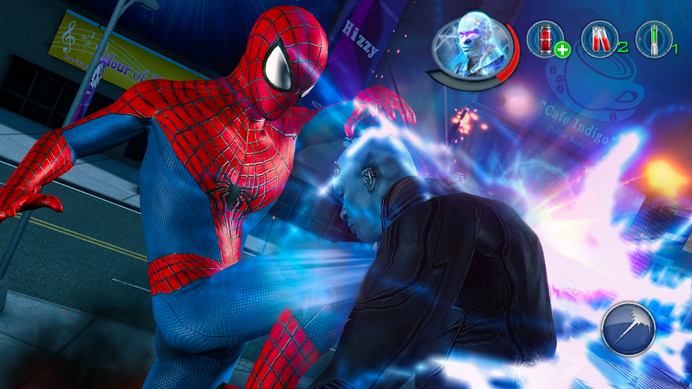 The Amazing Spider-Man 2 (MOD, Unlimited Money/Suits/Skills)