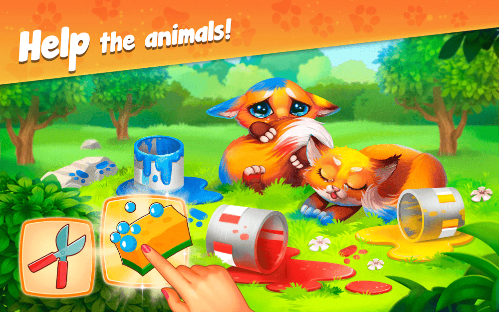 ZooCraft: Animal Family (MOD, Unlimited Pearls/Money/Resources)