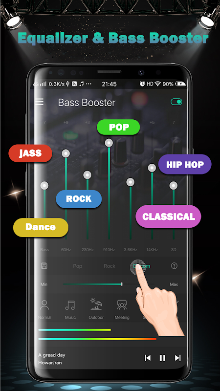 Equalizer FX Pro (PAID) ***