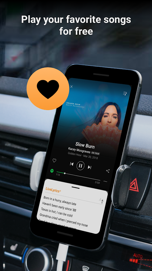 SoundHound ∞ (Ad-Free/Paid)