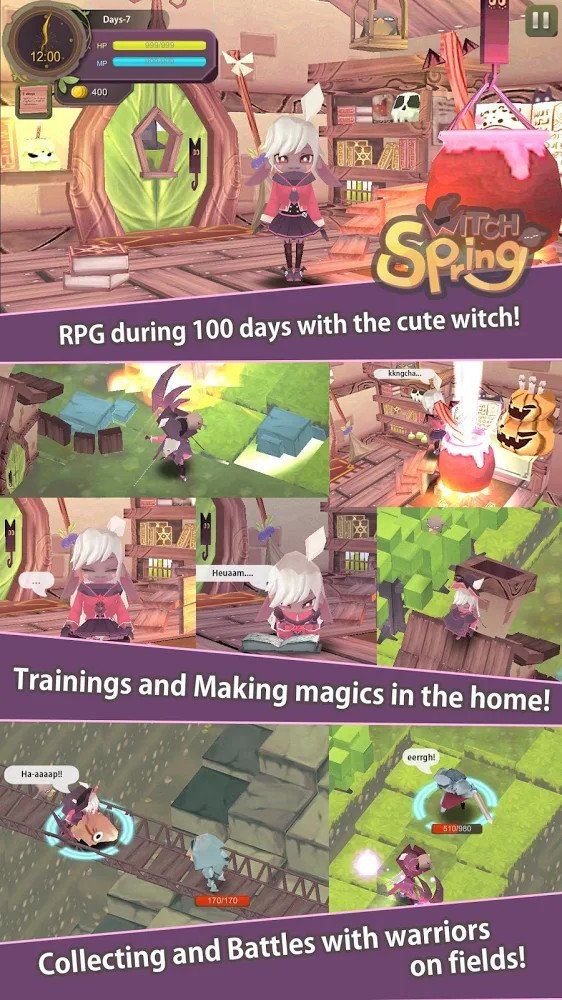 WitchSpring